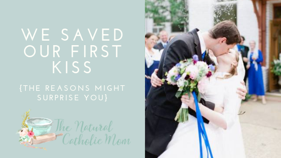 We Saved Our FirstKiss