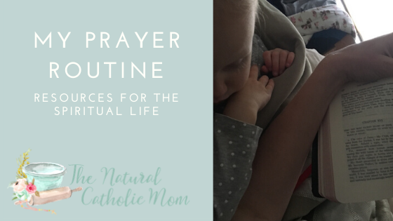 My Prayer Routine